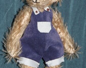 Junior - handmade teddy bear