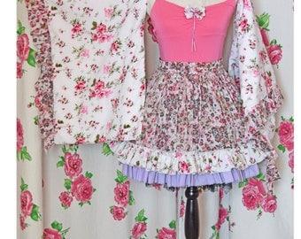 Lot/set kimono sweet lolita kawaii