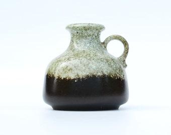 75% off last chance-Scheurich 493-21 vase-Vase-Vintage German ceramic