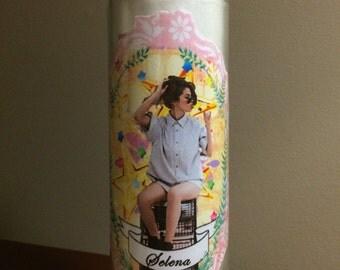 Selena Gomez Candle