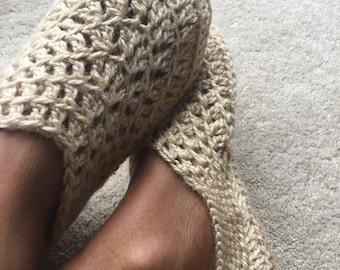 Handmade Slipper for all times. (AC-WS-03)