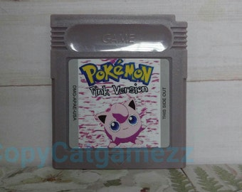 Pokemon pink
