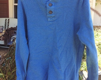Vintage Thick Thermal Shirt