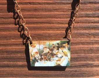 Natural Whimsy Collection: Renoir Necklace