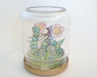 """Fairy in a jar """"Fantasy ride"""""""