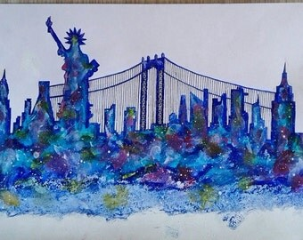 New-York Skyline