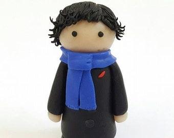 BBC Sherlock, Sherlock figurine
