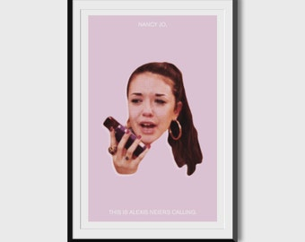 Nancy Jo, This is Alexis Neiers Calling 11x17 Poster