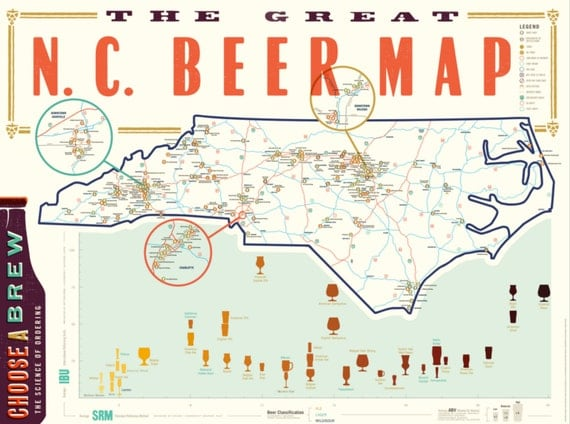 Charlotte Craft Beer Tour