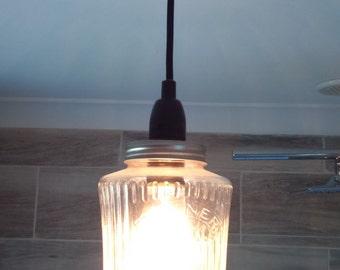 Handmade Kilner Jam Jar lights