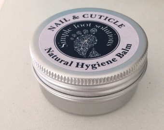 Nail & Cuticle Natural Hygiene Balm
