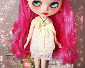 "RESERVED FOR Lynsey // OOAK Custom Blythe Art Doll ""Princess Rosalind"" by Dear Girlface Dolls // 1st Payment"