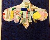 Mothlight quilt