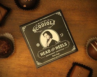 Head Over Heels Soap Bar - Espresso Truffle