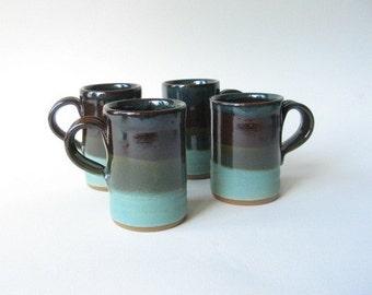 Espresso Cups Set of 4