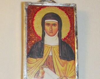 St Teresa of Avila Pendant inv1662