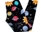 Things in Space Leggings - Size S-3X