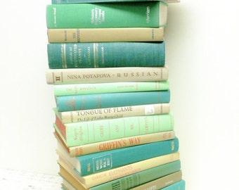 Decorative Books, 20 Old Books, Light Blue Wedding, Wedding Trend, Book Wedding, Engagement Party, Book Decor, Photo Prop, Vintage Wedding