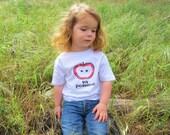 Apple La Pomme Toddler Tee shirt