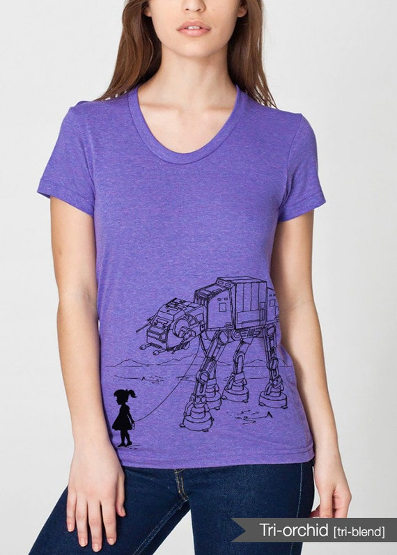 My Star Wars AT-AT Pet - Womens t shirt, women top, graphic tee, mother t shirt, mothers day, star wars womens t shirt, gift for mom