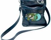 Mini Vegan Cross Body Bag