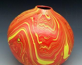 Metamorphosis in G major - Wooden vessel