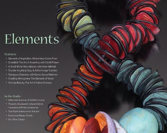 IMPERFECT COPY: The Polymer Arts Fall 2015--Elements Vol.5, No.3