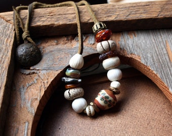 Stone River Collier Necklace