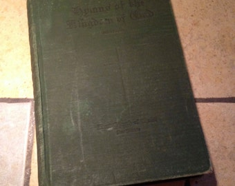 Hymns of the Kingdom of God Hymn Book