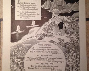 1947 Little Things Vintage Illustration