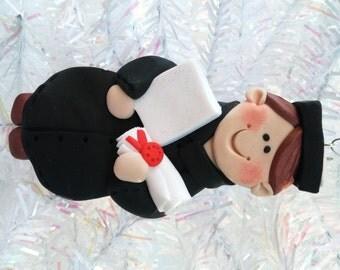 Graduation Christmas Ornament - Graduate Christmas Ornament  -  Graduation Gift - Gift for Graduate - 4178