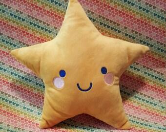 Soft Star Plush