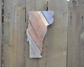 Custom Listing for Ron Vermont Cutout Reclaimed Wood MADE TO ORDER