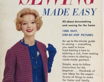Sewing Made Easy New Revised Edition 1960