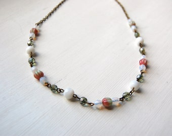 Sunset in Venice - A Necklace