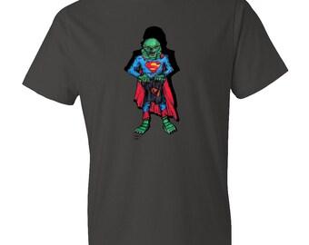 Creature from the Black Lagoon Superman | Tshirt | Horror | Universal Monsters | Halloween | Film | Comic | Superman | DC