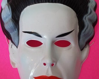 Bride of Frankenstein Mask