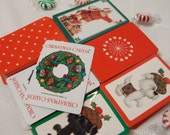 Card Decks 6 for Christmas Scrapbooks Swaps Gift Tags