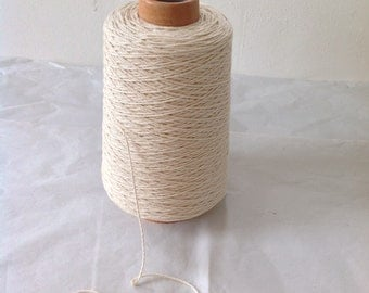COTTON NATURAL warp yarn