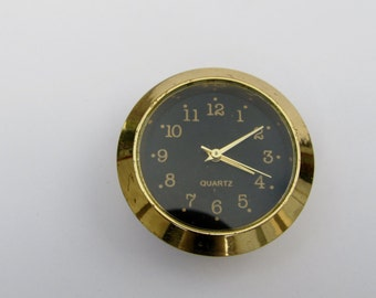 Craft Clocks set of 4 - 37mm clock inserts (four clocks)