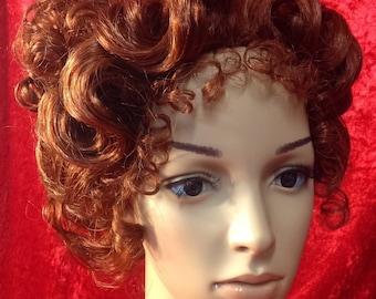 Sweeney Todd, Mrs. Lovett wig #22916