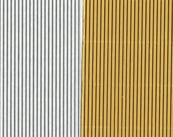 """NEW: golden or silver corrugated cardboard - Large sheets 13""""x 9""""  for crafting"""