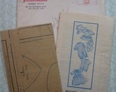Wardrobe for 16 inch Baby Doll Vintage UNCUT Mail Order Parade Pattern Service Design 7593