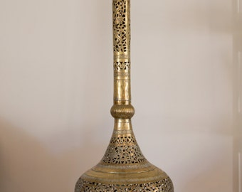 Beautiful Brass Moroccan Incense Burner
