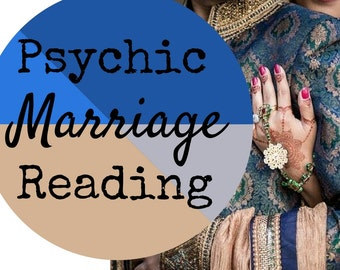 10Q Marriage?!~Engagement?!~ Clairvoyant Psychic Reading PDf file email reading
