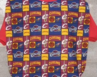 Cleveland Cavaliers Basketball Adult Bib