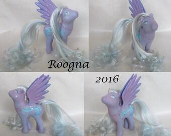 Whisper Star Custom My Little Pony flutter fairy pegasus magic mystic