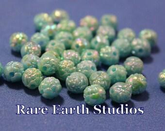 6mm Rosebud Beads 60516014