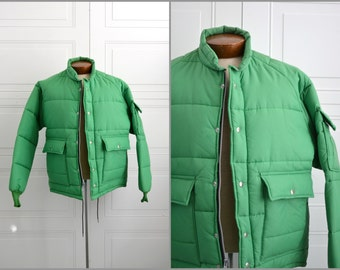 1970s Pla-Jac Puffy Jacket