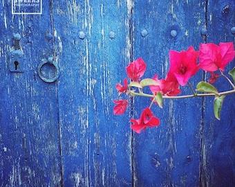 Pop of Pink // 5x5 Travel Photography // Island Print